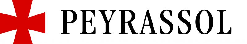 Peyrassol Croix Wordmark Cmjn
