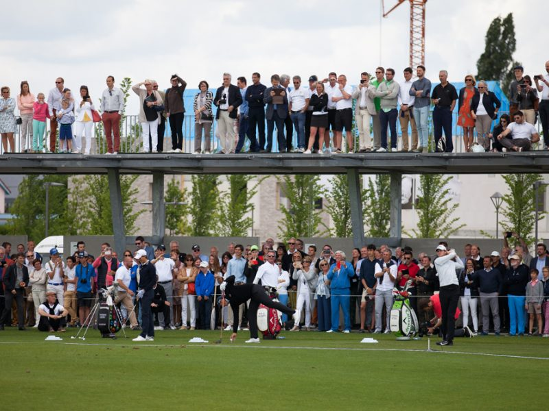 Opening The National Golf 1